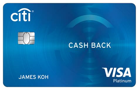 The citi ® double cash card is a mastercard ® credit card that provides cardmembers with cash back rewards. Citi Cash Back Card by Citibank