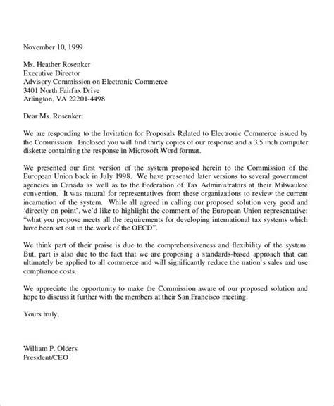 formal letter format  president world