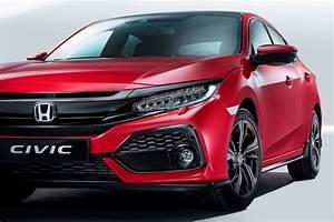 Honda Civic Hatchback : this is the european 2017 honda civic hatchback carscoops ~ Maxctalentgroup.com Avis de Voitures