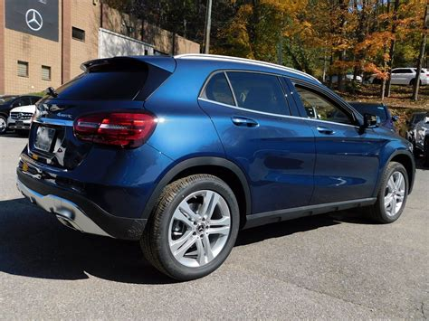 Advanced safety features, luxury interior design, and more awaits you within this premium suv. New 2020 Mercedes-Benz GLA GLA 250 SUV in Goldens Bridge #KG206 | Mercedes-Benz of Goldens Bridge