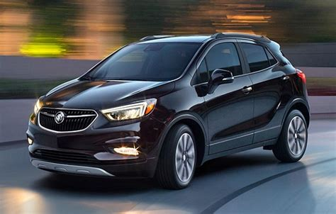 2018 Buick Encore Design, Features, Changes, Mpg 2018