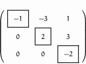 Obere Dreiecksmatrix Berechnen : spezielle matrizen ~ Themetempest.com Abrechnung