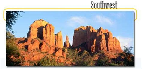 southwestern pictures usa geography quizzes fun map games