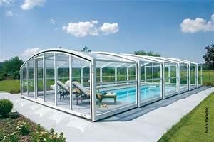 Pool Mit überdachung : warmes wasser durch kostenlose energie schwimmbad zu ~ Michelbontemps.com Haus und Dekorationen