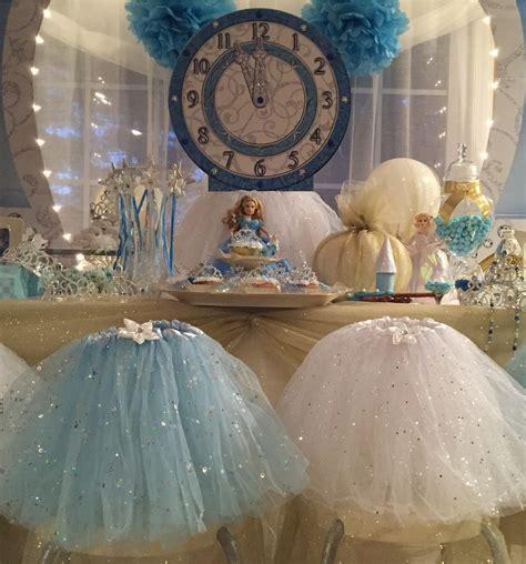cinderella decorations the princess birthday cinderella giveaway