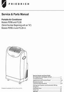 Friedrich Air Conditioner Remote Control Manual