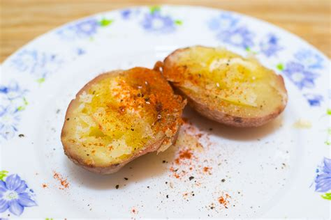 jacket potatoes cook potato microwave wikihow cooking bake step cooked