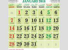 Toko Fadhil Template Kalender 2018 02 MAS201802
