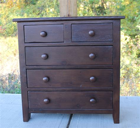 drawer bedroom nightstand  espresso finish