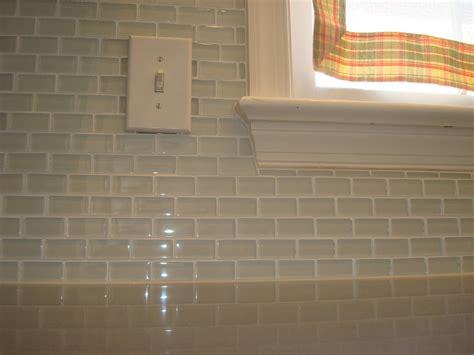 glass subway tiles for kitchen backsplash clear glass subway tiles home design
