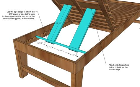 patio lounge chair plans chaise lounge plans free pdf woodworking pvc
