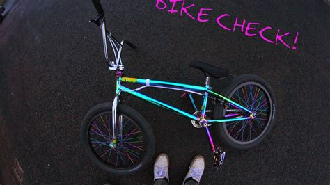 Bmx Bike Check 2017 * Jet Fuel*