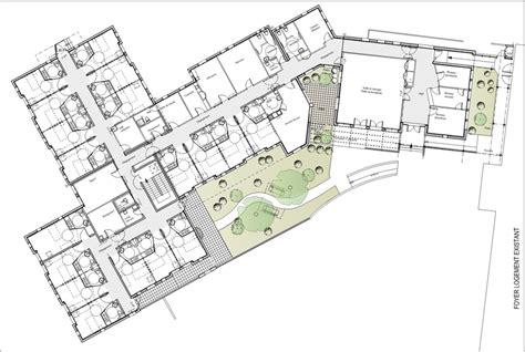 chambres d hotes alpilles ehpad henri bellon fontvieille max romanet architectes