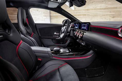 Ik vind deze plaatjes al erg fraai moet ik zeggen! Mercedes-AMG CLA 45 4MATIC+ Shooting Brake specs & photos ...