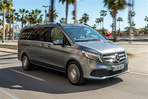 Review Mercedes V Class by New Mercedes V Class 2019 Review Auto Express