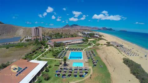 hotel vila baleira porto santo sejour combine porto santo et madere 4 ile de madere