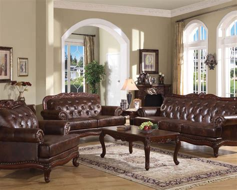 Classic Sofa Sets by Classic Sofa Set Birmingham By Acme Furniture Ac05945set