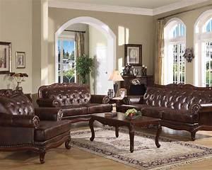 Classic, Sofa, Set, Birmingham, By, Acme, Furniture, Ac05945set