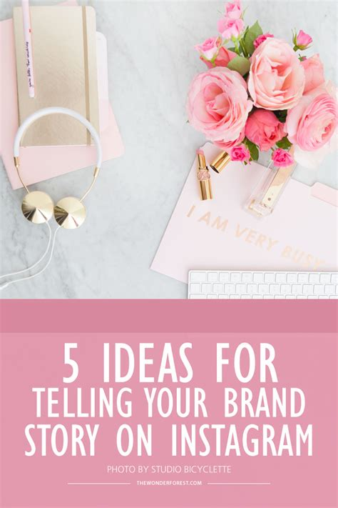 ideas  telling  brand story  instagram