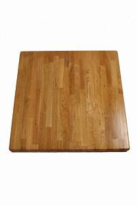 Solid Wood Square Table Top HTWD commercial restaurant ...