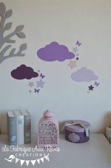 d馗o chambre violet gris chambre grise et mauve