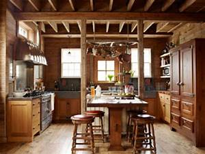 Rustic farmhouse kitchen 1 best farmhouse kitchen ideas for Kitchen colors with white cabinets with wagon wheel wall art