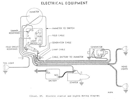 farmall h wiring diagram 6 volt 31 wiring diagram images