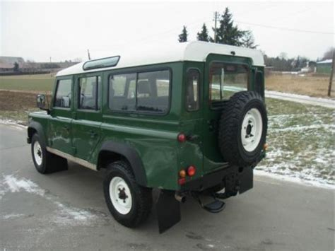 how to sell used cars 1986 land rover range rover electronic valve timing find used 1986 land rover defender 110 country in cedar creek texas united states for us