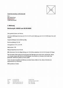 Rechnung Anwalt : kostenlose mahnungsvorlage zum download von lexoffice ~ Themetempest.com Abrechnung