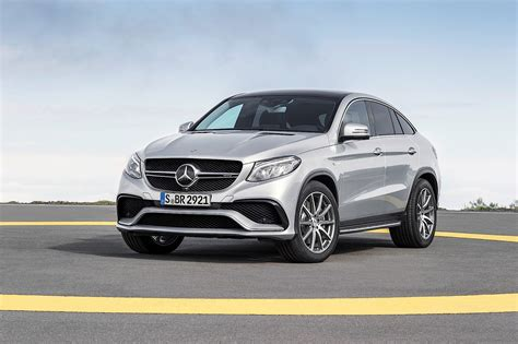 Even more dynamic, performance and passion: MERCEDES BENZ GLE Coupe AMG - 2015, 2016 - autoevolution