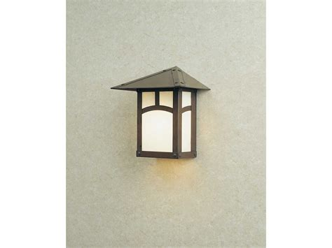 Arroyo Craftsman Evergreen Outdoor Wall Sconce
