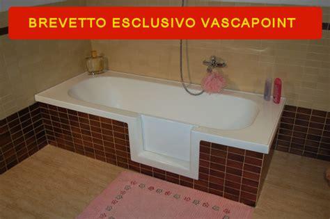 vasca da bagno con sportello laterale prezzi sportello laterale per vasca da bagno vascapoint accesso
