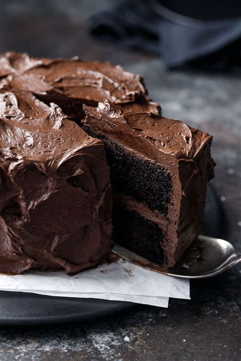 cakes chocolate  images  pinterest