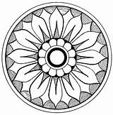 Medallion Clip Mandala Coloring Clipart Pages Ornamental Medallions Flower Graphics Printable Antique Fairy Crayon Designs Setting Cliparts Graphic Floral Patterns sketch template