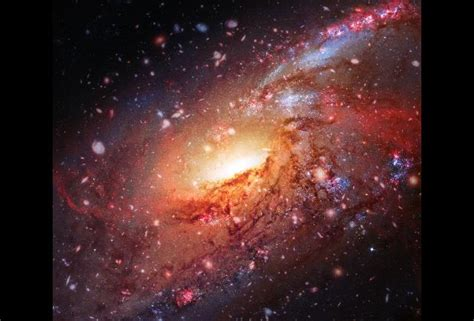 What Will Happen When Our Milky Way Galaxy Collides With