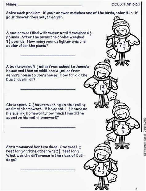 17 best images about math units 4 5 fractions decimals