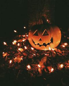 Jack O Lantern And Lights Pictures, Photos, and Images for