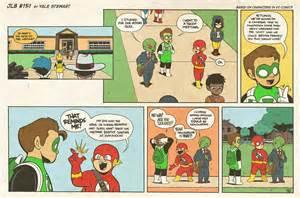 #151 - JL8 Comic