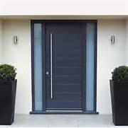 Grey Front Doors For Sale by Best External Doors Construction 101