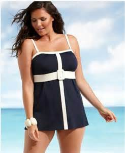 Plus Size Swimsuit Bathing Suits