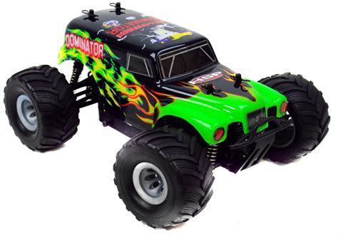 rc bigfoot monster truck hsp bigfoot 1 24 electric rc monster truck 2 4ghz rtr