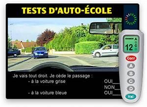 Test Code De La Route : code de la route apprendre s 39 entra ner et r ussir avec permisecole ~ Maxctalentgroup.com Avis de Voitures