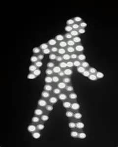 Walk Sign Light