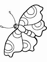 Butterfly Outline Clip Cliparts Coloring Clipart Attribution Forget Link Don sketch template