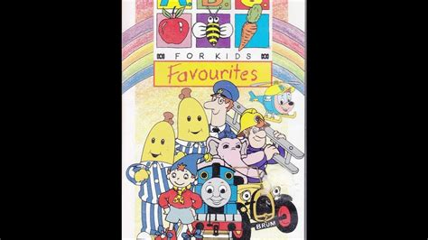 opening closing to abc for favourites vhs 1997