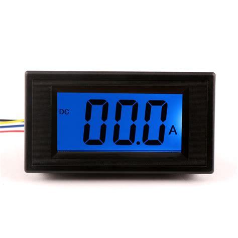 Digital Panel Ammeter Current Meter