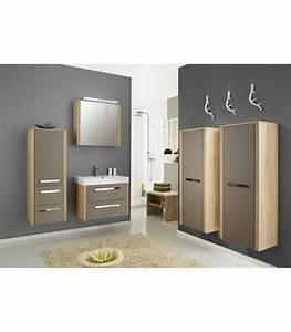 Meuble Salle De Bain Suspendu : meuble suspendu salle de bain lardo 70 banyo ~ Edinachiropracticcenter.com Idées de Décoration
