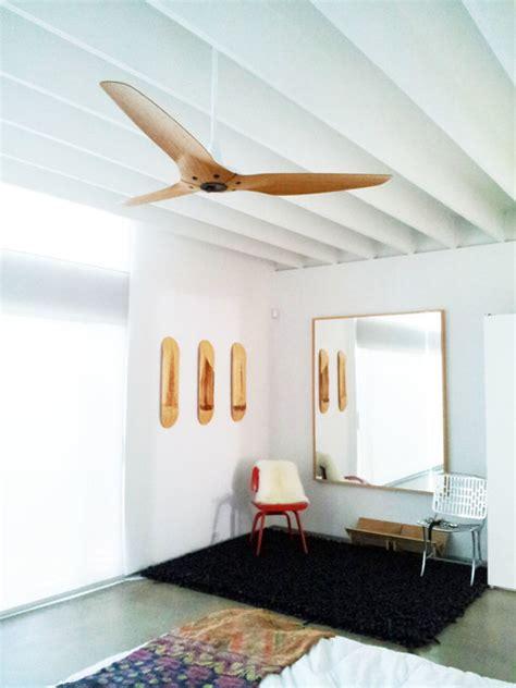 haiku ceiling fans modern bedroom dallas  big