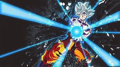 Dragon Ball 4k Super Ultra Goku Instinct