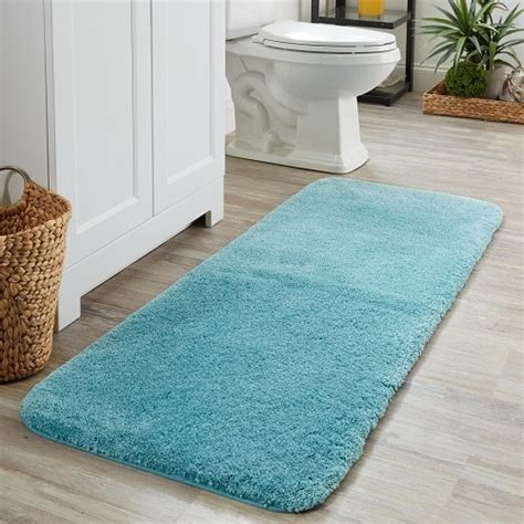 soothing mint green bathroom rugs   amaze